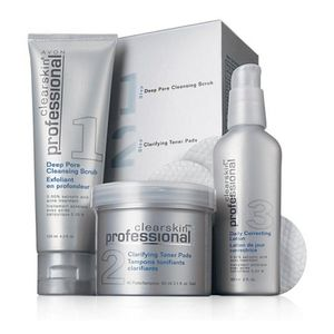 Clearskin Professional 3-step Acne Treatment Syst